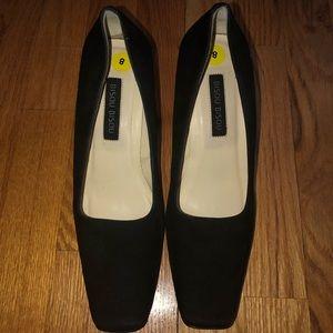 Bisou Bisou Black Heels
